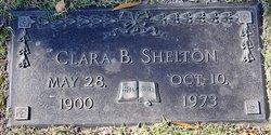 Clara B Shelton