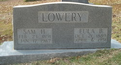 Sam Henry Lowery, Sr