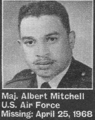 """Col Albert """"Mitch"""" Mitchell"""