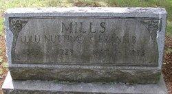 Lulu <I>Nutting</I> Mills