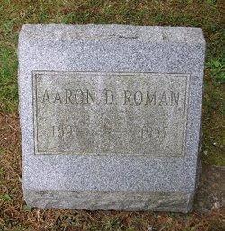 Aaron D. Roman