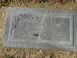Alta Belle <I>Simmons</I> Laffoon