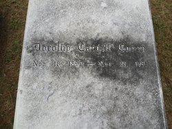 Dorothy <I>Cargill</I> Coney