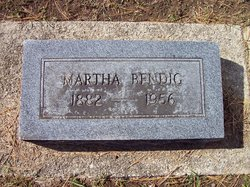 Martha <I>Florin</I> Bendig