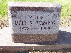 "Molton Smith ""Molt"" Edwards"