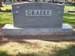 Agnes Elsie <I>Rank</I> Graske