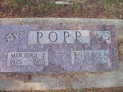 Marjorie J Popp