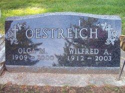 Wilfred A Oestreich
