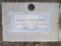 Robert Henry Montgomery