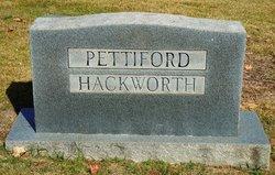 Cecil E Pettiford