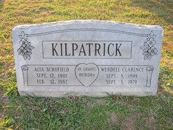Wendell Clarence Kilpatrick, Sr
