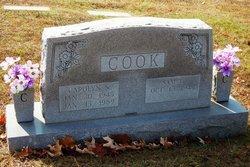 Carolyn S Cook