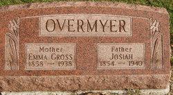 Emma Mary <I>Gross</I> Overmyer