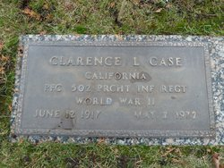 Clarence Lee Case