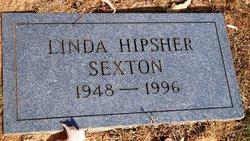 Linda Ann <I>Hipsher</I> Sexton
