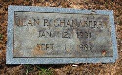 Jean P Chanaberry