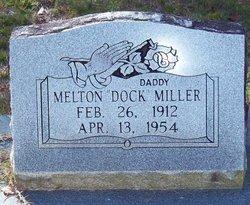 """Melton """"Dock"""" Miller"""