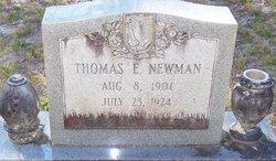 Thomas E. Newman