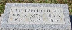 Clide Harold Pittman