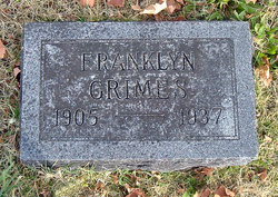 "Thomas Franklin ""Franklyn"" Grimes"