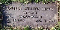 Robert Winton Lewis