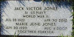 Jack Victor Jones
