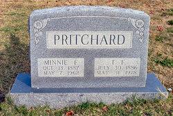 Minnie Frances Pritchard