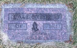 Leona Ethel <I>McGwin</I> Holderread