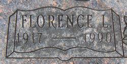 Florence L Jones