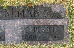 C Russell Sheneman