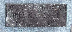 Inez Mae Cripe
