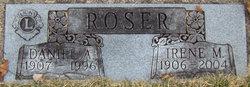 Daniel A Roser