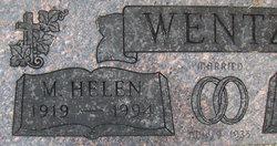M Helen Wentz