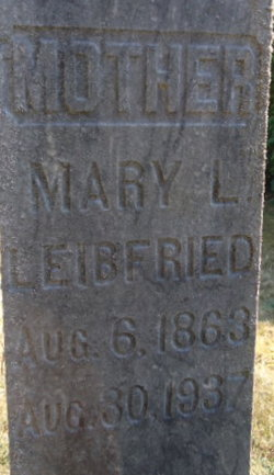 Mary L Leibfried