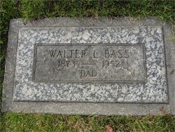 Walter Luther Bass