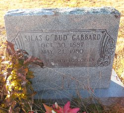 "Silas G. ""Bud"" Gabbard"