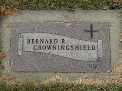 Bernard R. Crowningshield