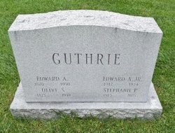 Olive A Guthrie