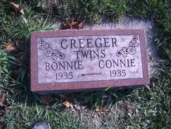 Connie May Creeger