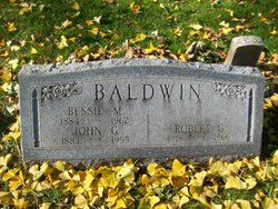 Robert George Baldwin