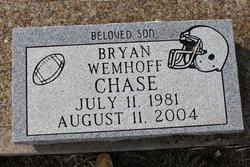 Bryan Wemhoff Chase