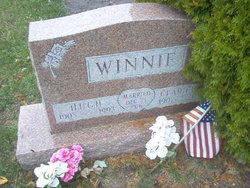 Clarice E <I>Curtiss</I> Winnie