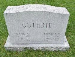 Edward A Guthrie, Jr