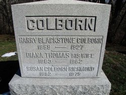 Harry Blackstone Colborn