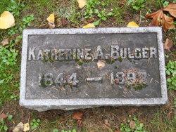 Katherine A. Bulger