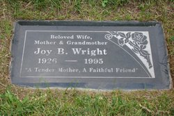 Joy Belle <I>Collins</I> Wright