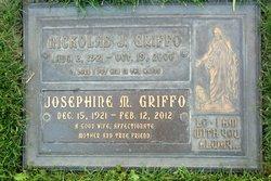 Josephine M Griffo