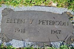Ellen V Peterson