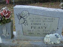 Emmie Lee <I>Carraway</I> Peavy