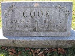 Bertie G Cook